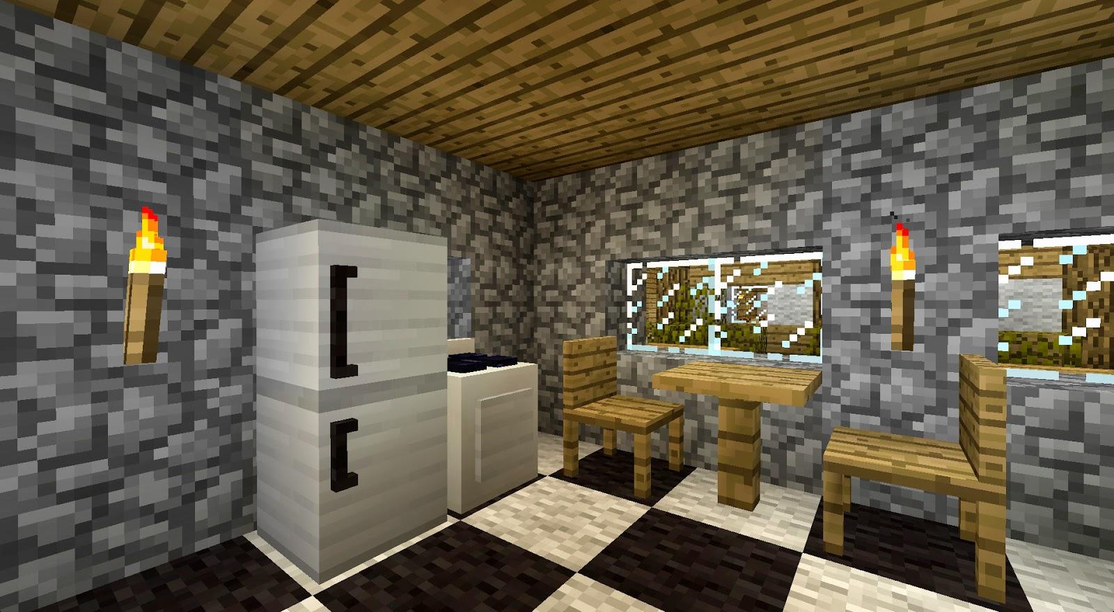 Küche Minecraft   Minecraft Küche Bauen Ps4