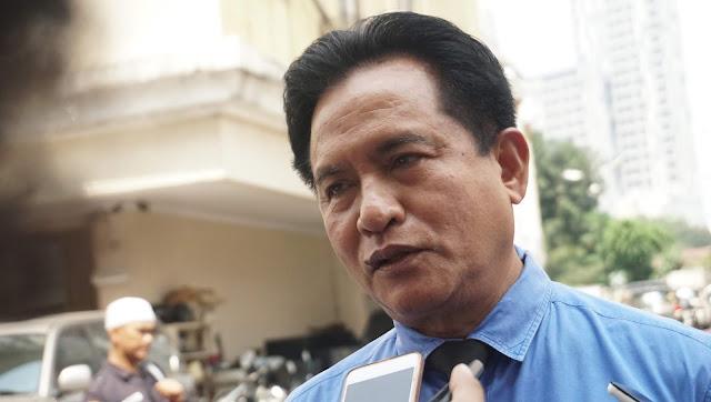 Yusril Ungkap Peran Erick Thohir Atas Keputusannya Jadi Pengacara Jokowi-Ma'ruf