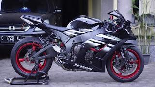 Moge Bekas Kawasaki ZX10-R 2015 pmk 2016