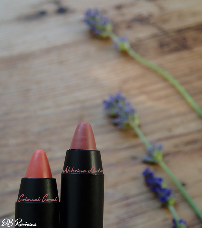 New Sleek Power Plump Lip Crayons