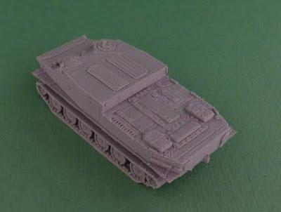 OT62 TOPAS Amphibious Armoured Personnel Carrier picture 3