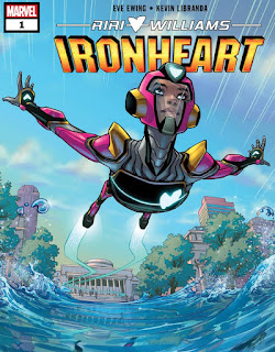 """Cómic: Este otoño llegará la nueva serie de """"Riri Williams: Ironheart"""""""