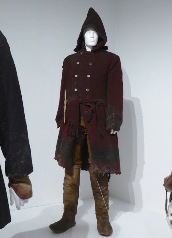 Fabrice Adde The Revenant Toussaint costume