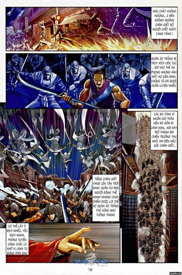 Ôn Thụy An Quần Hiệp Truyện chap 2 trang 16
