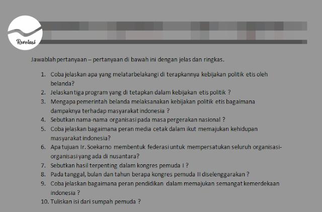soal essay sejarah indonesia kelas 11 semester 1, soal dan jawaban sejarah indonesia kelas 11 semester 1, soal essay sejarah kelas xi semester 1 beserta jawabannya kurikulum 2013