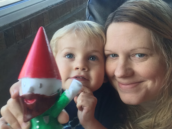 Family Time with My Gnome on the Roam + #Giveaway