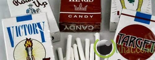 Cigarette Candy