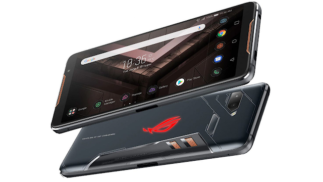 ASUS a prezentat ROG Phone, un smartphone Android de gaming cu specificații incredibile