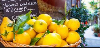 Lemons Everywhere Amalfi Coast Italy