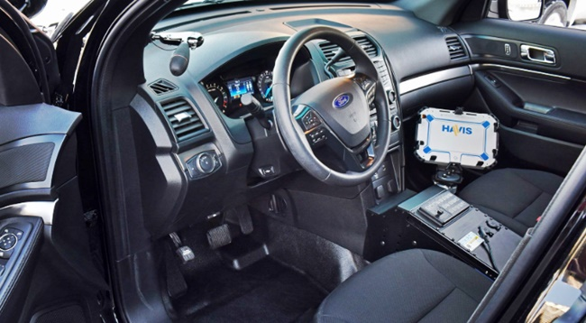 2017 Ford Crown Victoria Police Interceptor Engine