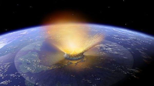 Asteroide dejó a la Tierra sin luz por dos años, según estudio