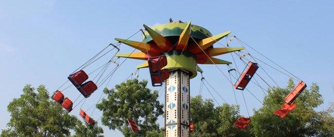 Tirupati Rushivan Thrill Nation Adventure And Amusement Park Ahmedabad City Portal