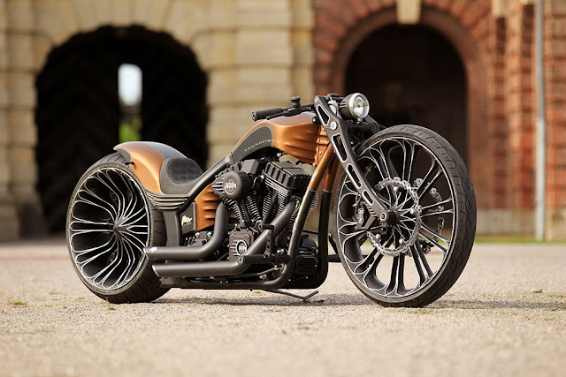Motocicleta Thunderbike Production R