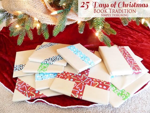 25 Days of Christmas: Book Tradition | #christmas #holiday #christmastradition #holidaytradition #books