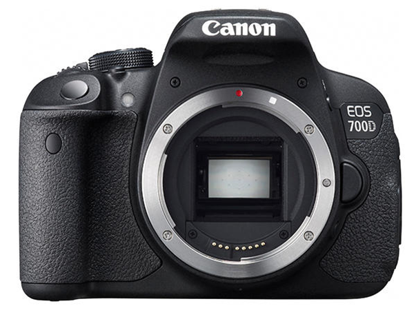 Canon EOS 700D SLR Body with no lens