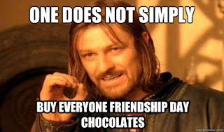 Friendship day best troll image