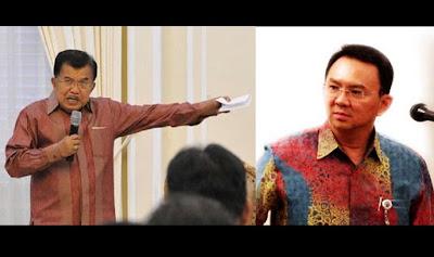 Wapres Jusuf Kalla Tersinggung Atas Ucapan Ahok yang Mengatakan Indonesia Belum Pancasilais Sebelum Presidennya Non-Islam