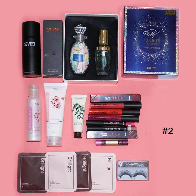 korean makeup giveaway