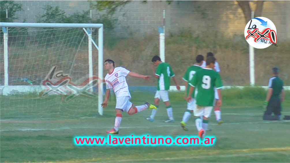 (VIDEO) Liga Andalgalense de Futbol - San Lorenzo vs Ferro (Anual 2016 - 6º Fecha Vuelta)
