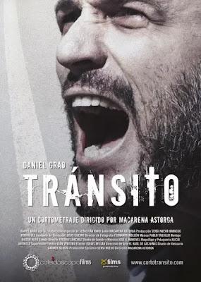 "Cortometraje ""Tránsito"" Dir Macarena Astorga  Drama / Sci-Fi España 2013"