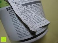 Aufkleber: Lineavi Vitalkost – Der gesunde Diät Shake für Ihr Abnehmprogramm + Shaker, 500g (Starterpaket)