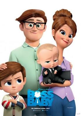 Trailer Film The Boss Baby 2017