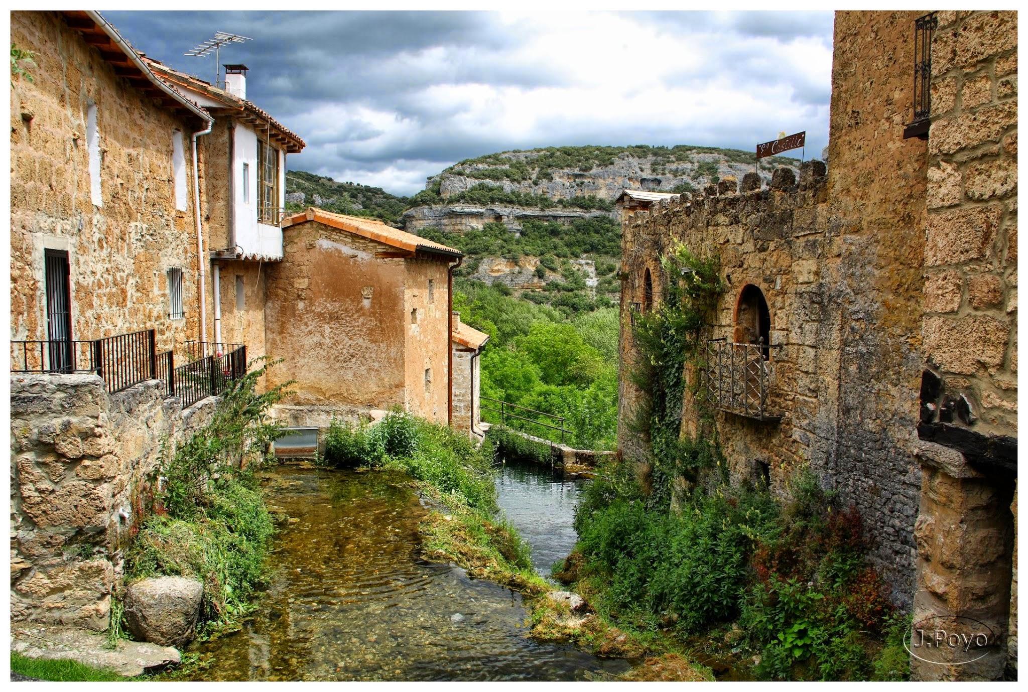 Orbaneja del Castillo, Burgos