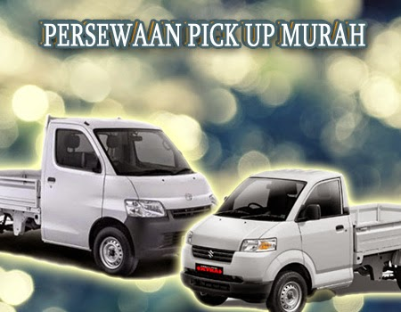 Persewaan Pick Up Murah