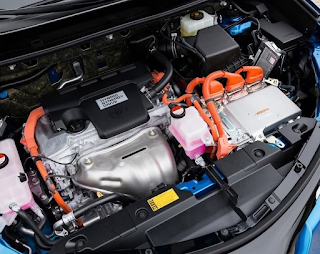 2018 Toyota RAV4 Engine Performance and specs