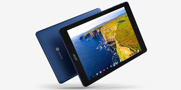 Acer Chromebook Tab 10 now widely available in the US