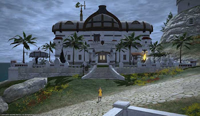 Final Fantasy xiv housing