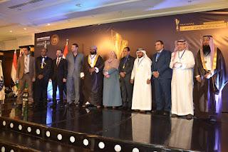 إتحاد رواد الأعمال العرب يكرم أفضل 100 شخصية عربية ومصرية