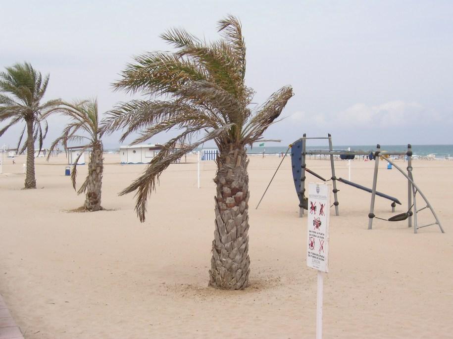 Gandia Valencia Spania