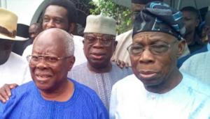 Why I Buried The Feud  Between Me, Obasanjo And Tinubu - George