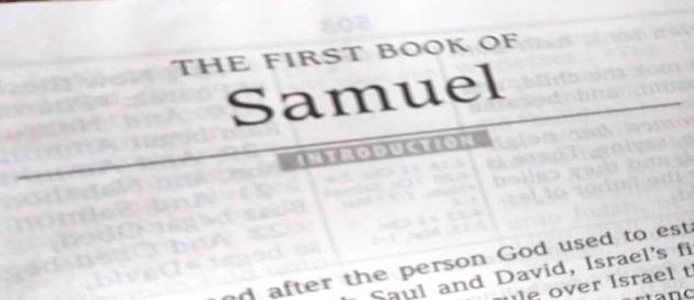 I Samuel introduction