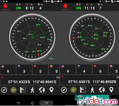 GPS di Asus Zenpad Z370CG