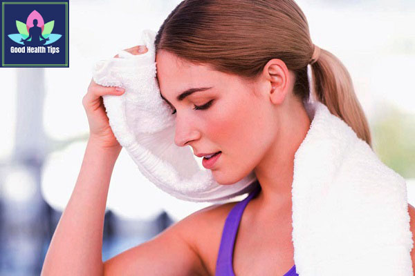 After exercise fitness do not forget skin care