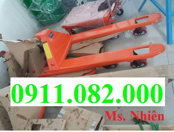 Chuyên phân phối xe nâng tay thấp 2,5 tấn 3 tấn 5 tấn giá rẻ toàn quốc