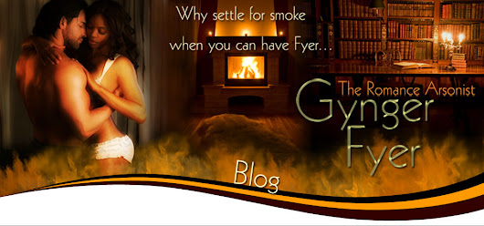 Gynger Fyer ~ The Romance Arsonist