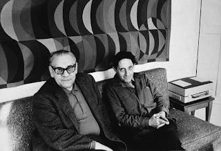 Luis Seoane e Isaac Díaz Pardo