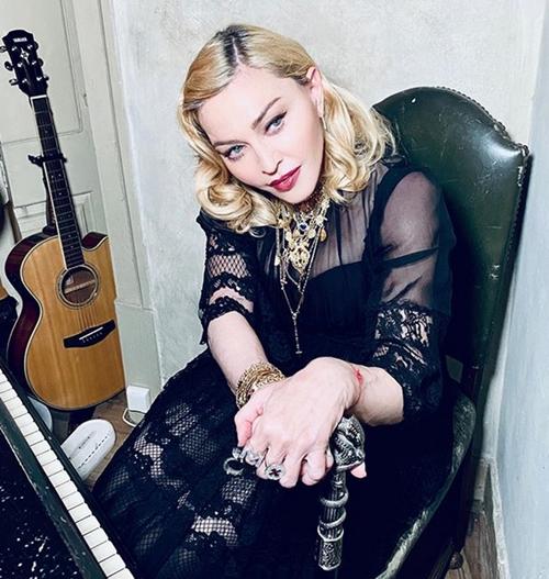Lyrics de Madonna