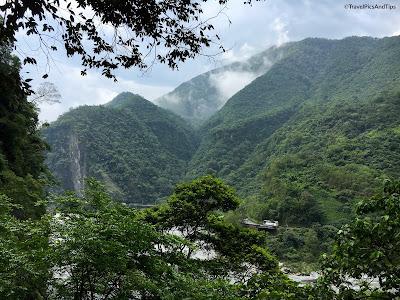 Shakadang Trail, parc national de Taroko Gorges, Hualien, Taiwan