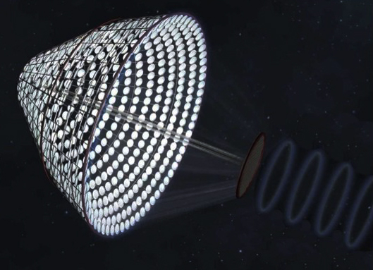 Sps Alpha The First Practical Solar Power Satellite Via