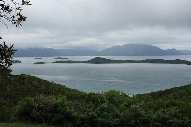New Caledonia view
