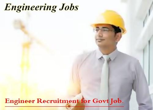 Engineering Job Recruitment 2019.