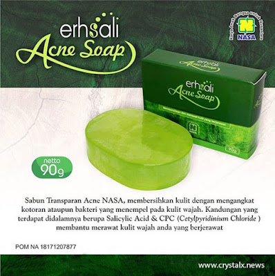 Erhsali Acne Soap