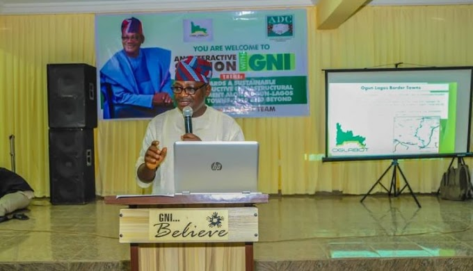 Isiaka Promises Ogun Border Towns Special Infrastructural Attention