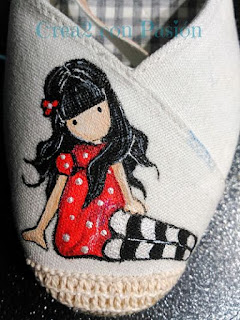 Zapatos-esparto-Gorjuss-roja-pintura-en-tela-Crea2-con-Pasión-final