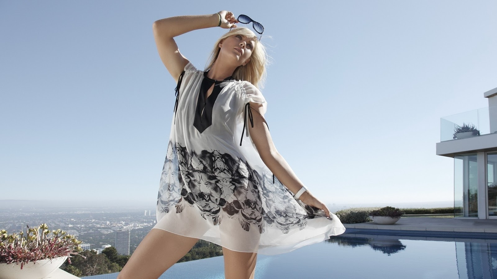 Maria Sharapova Hd Wallpapers Most Beautiful Places In