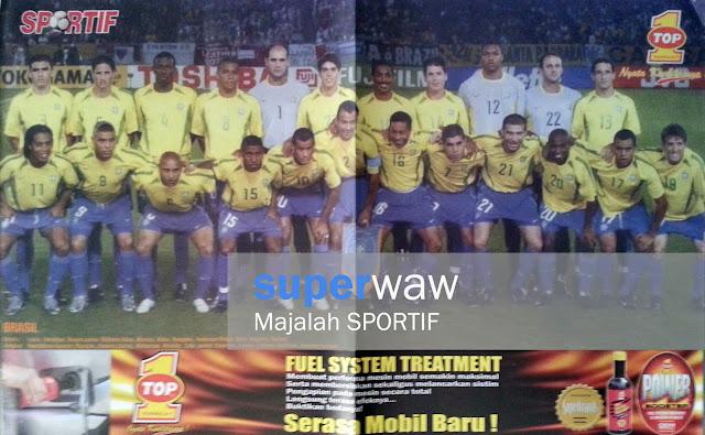Full Team Brasil 2002